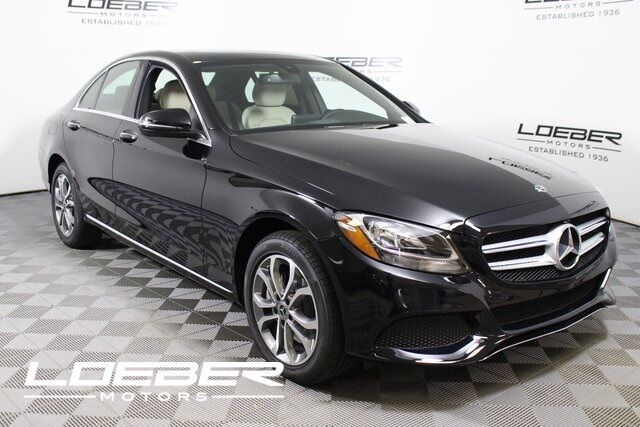 2018 mercedes benz c 300 4matic sedan lincolnwood il 21268396 for Mercedes benz chicago service center