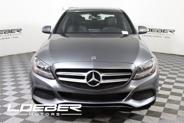 2018 Mercedes-Benz C 300 4MATIC® Sedan Chicago IL