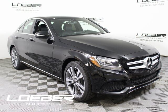 2018 Mercedes-Benz C 300 4MATIC® Sedan Lincolnwood IL
