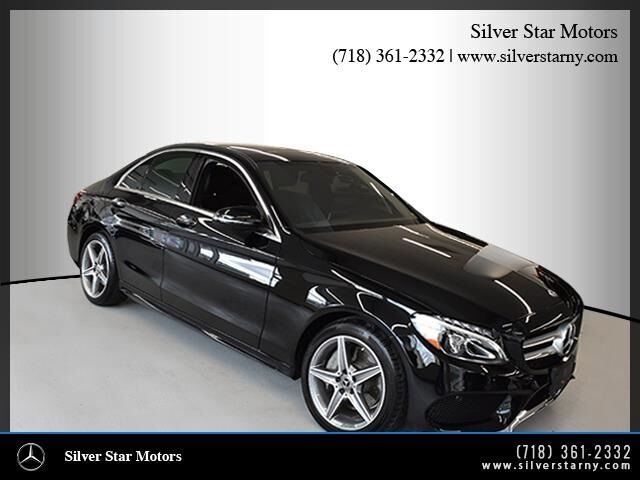 2018 Mercedes-Benz C 300 4MATIC® Sedan Long Island City NY
