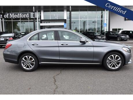 2018 Mercedes-Benz C 300 4MATIC® Sedan Medford OR
