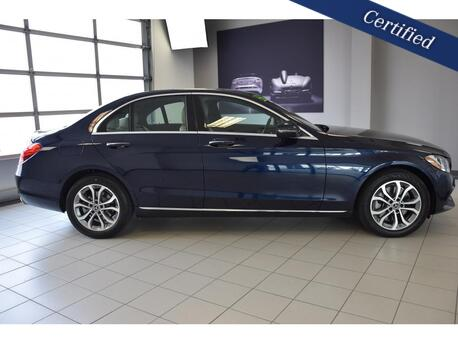2018_Mercedes-Benz_C_300 4MATIC® Sedan_ Medford OR