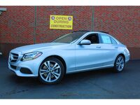 Mercedes-Benz C 300 4MATIC® Sedan 2018