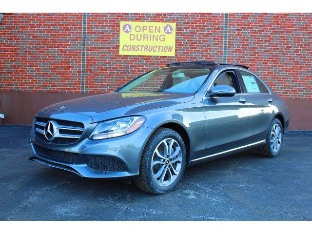 2018 Mercedes-Benz C 300 4MATIC® Sedan Kansas City KS
