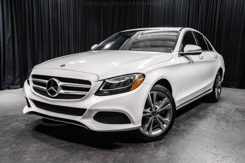 2018 Mercedes-Benz C 300 4MATIC® Sedan Peoria AZ