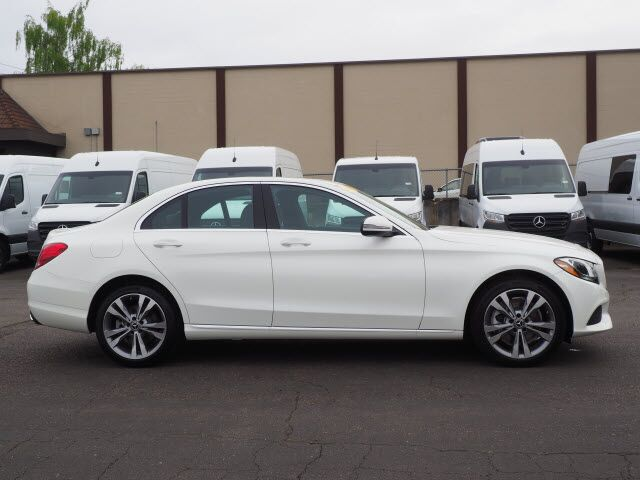 2018 Mercedes-Benz C 300 4MATIC® Sedan Salem OR