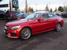 2018_Mercedes-Benz_C_300 4MATIC® Sedan_ Salem OR