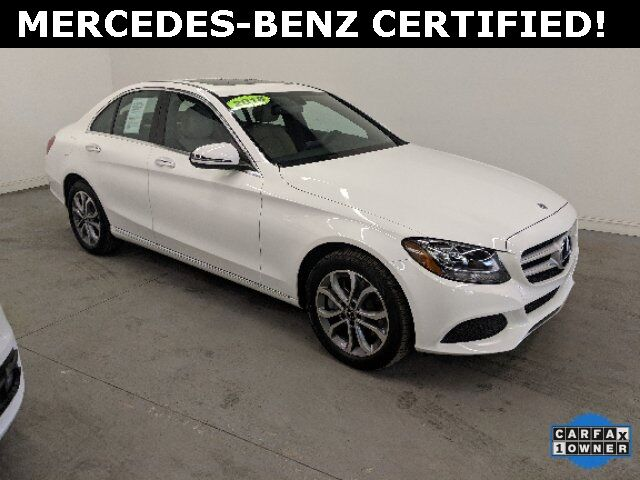 2018 Mercedes-Benz C 300 4MATIC® Sedan Washington PA