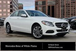 2018_Mercedes-Benz_C_300 4MATIC® Sedan_ White Plains NY