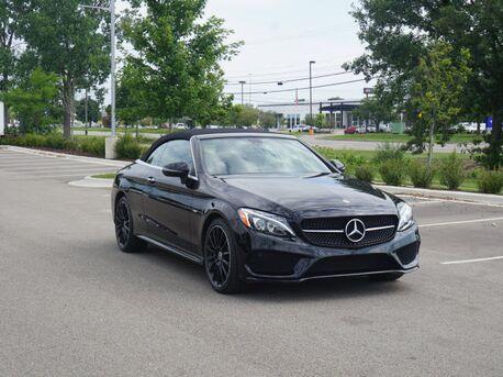 2018_Mercedes-Benz_C_300 4MATIC® Cabriolet_  Novi MI