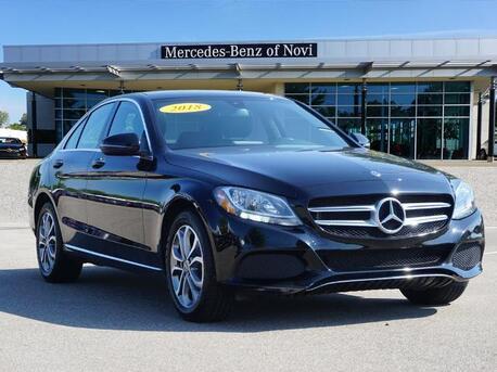 2018_Mercedes-Benz_C_300 4MATIC® Sedan_  Novi MI
