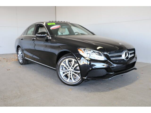 2018 Mercedes-Benz C 300 4MATIC® Sedan Oshkosh WI
