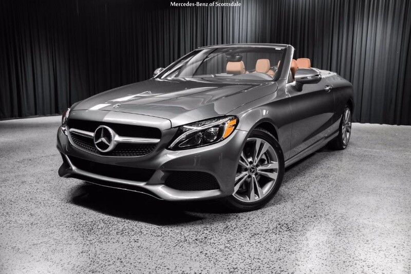 2018 mercedes benz c 300 cabriolet scottsdale az 20557023 for Mercedes benz north scottsdale