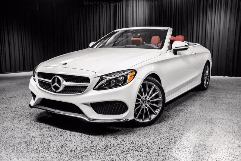 2018 mercedes benz c 300 cabriolet scottsdale az 20276799 for Mercedes benz north scottsdale