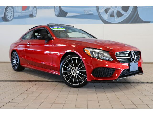 2018 Mercedes-Benz C 300 Coupe Kansas City MO