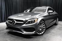 Mercedes-Benz C 300 Coupe 2018