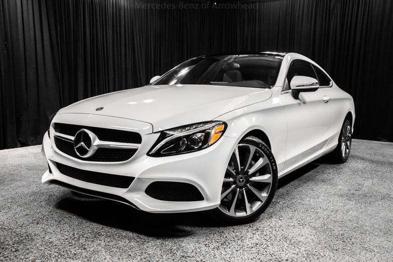 2018 Mercedes-Benz C 300 Coupe Scottsdale AZ