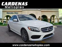 2018_Mercedes-Benz_C_300 Sedan_ McAllen TX