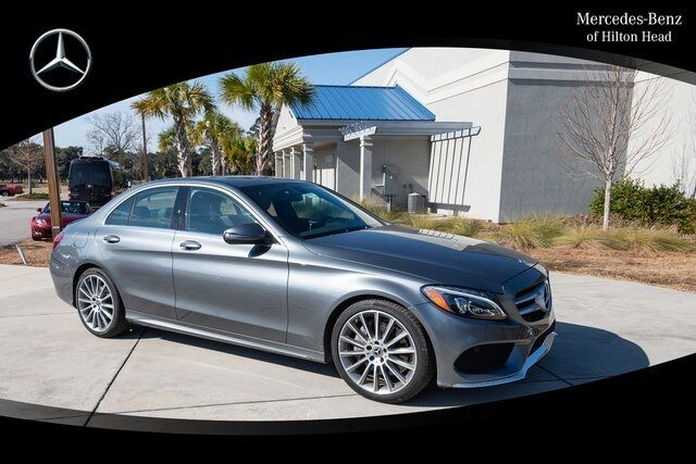 2018 Mercedes-Benz C 300 Sedan Bluffton SC