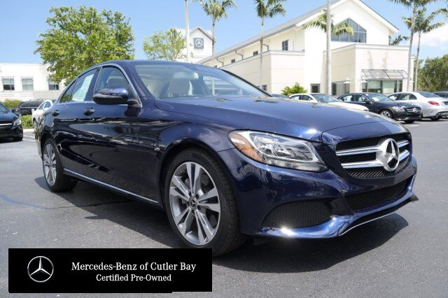 2018 mercedes benz c 300 sedan cutler bay fl 20045361 for Mercedes benz of cutler bay