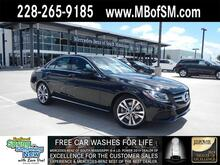 2018_Mercedes-Benz_C_300 Sedan_ South Mississippi MS