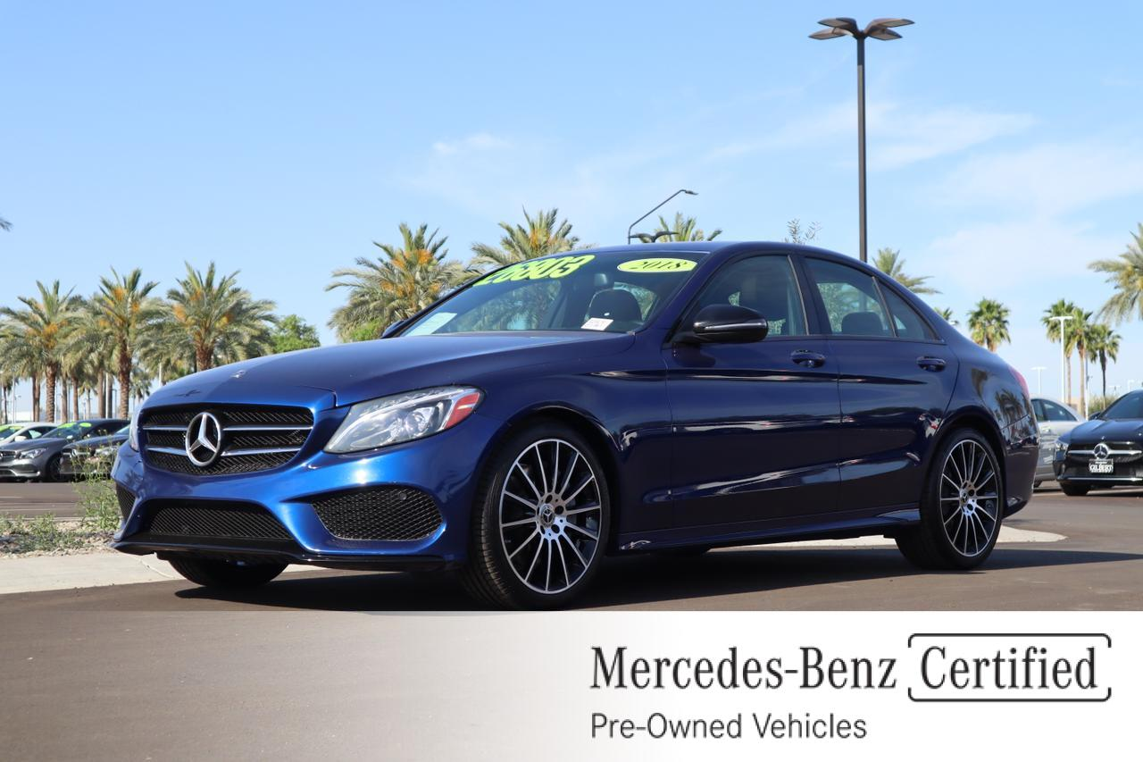 2018 Mercedes-Benz C 300 Sedan Gilbert AZ