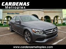2018_Mercedes-Benz_C_300 Sedan_ Harlingen TX