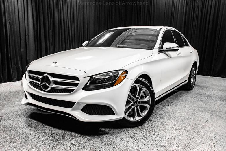 2018 Mercedes-Benz C 300 Sedan Peoria AZ