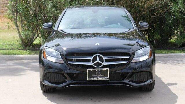 2018 Mercedes-Benz C 300 Sedan San Juan TX