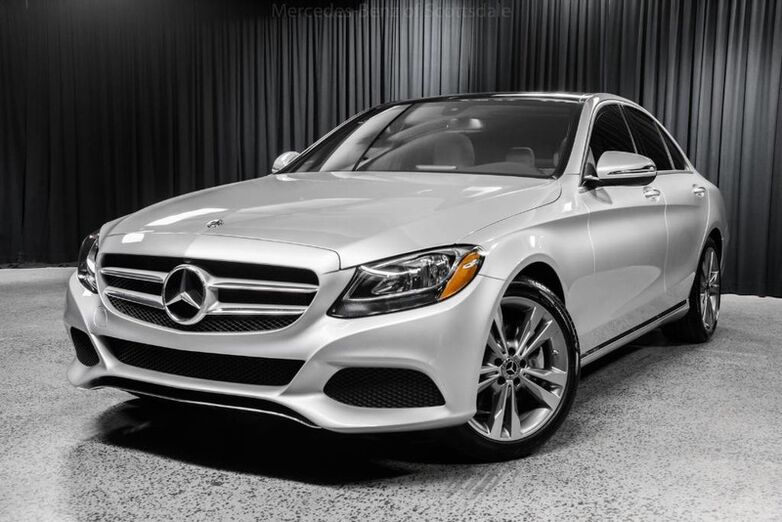 2018 Mercedes-Benz C 300 Sedan Scottsdale AZ