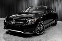 Mercedes-Benz C 43 AMG® Coupe 2018