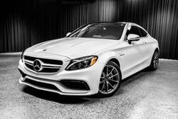 Mercedes-Benz C 63 AMG® Coupe Scottsdale AZ