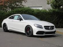 2018_Mercedes-Benz_C_63 S AMG® Coupe_ Boise ID