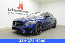 2018 Mercedes-Benz C AMG® 43 4MATIC® Coupe Montgomery AL
