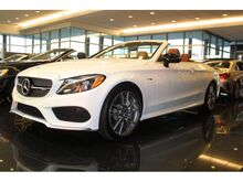 2018_Mercedes-Benz_C_AMG® 43 Cabriolet_ Merriam KS