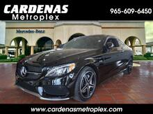 2018_Mercedes-Benz_C_AMG® 43 Coupe_ Harlingen TX