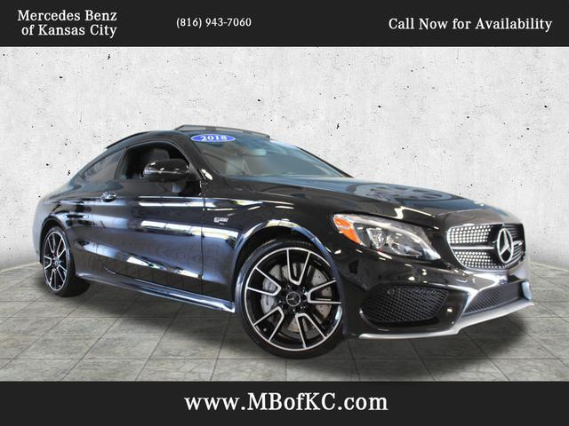 2018 Mercedes-Benz C AMG® 43 Coupe Kansas City MO