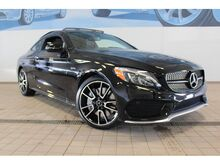 2018_Mercedes-Benz_C_AMG® 43 Coupe_ Kansas City MO
