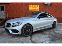 Mercedes-Benz C AMG® 43 Coupe 2018
