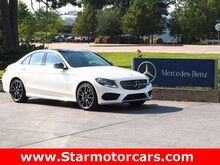 2018_Mercedes-Benz_C_AMG® 43 Sedan_ Houston TX
