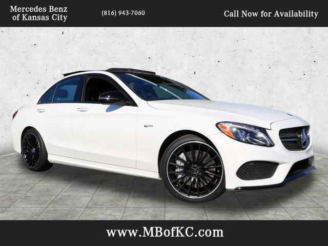 2018 Mercedes-Benz C AMG® 43 Sedan Kansas City MO