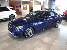 2018_Mercedes-Benz_C_AMG® 43 Sedan_ Salem OR