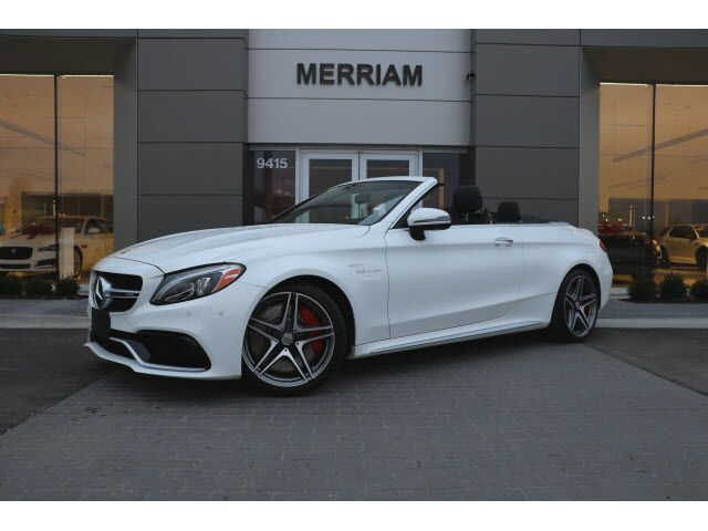 2018 Mercedes-Benz C AMG® 63 S Cabriolet Merriam KS