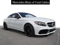 2018 Mercedes-Benz C AMG® 63 S Coupe