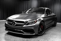 Mercedes-Benz C AMG® 63 S Coupe 2018