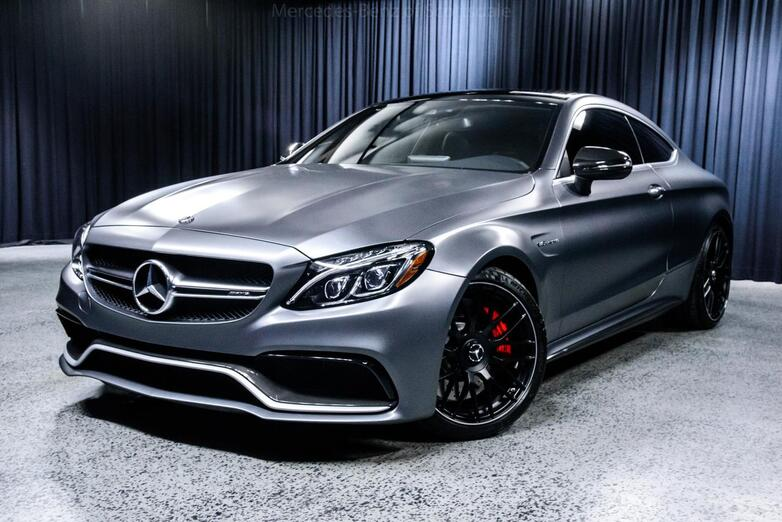 2018 Mercedes-Benz C AMG® 63 S Coupe Scottsdale AZ
