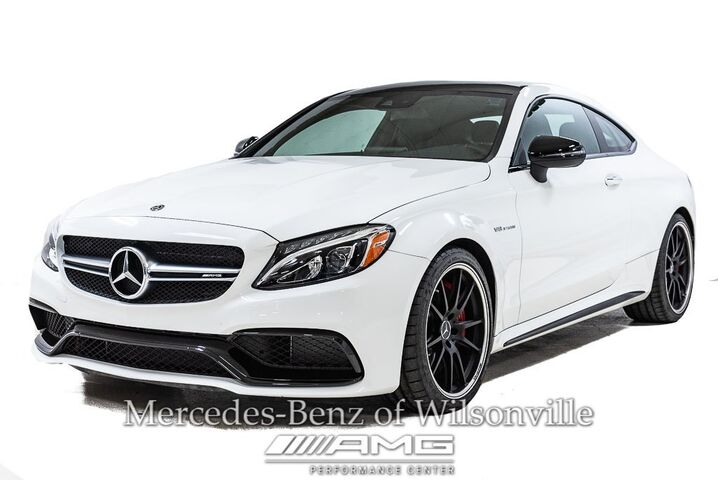 2018 Mercedes Benz C Amg 63 S Coupe