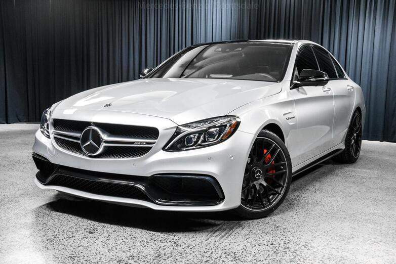 2018 Mercedes-Benz C AMG® 63 S Sedan Peoria AZ