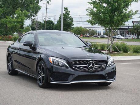 2018_Mercedes-Benz_C_AMG® 43 Coupe_  Novi MI