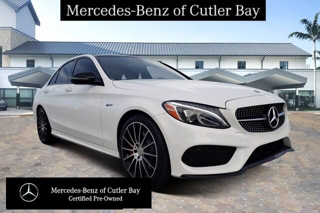 2018 Mercedes-Benz C AMG® 43 Sedan Cutler Bay FL